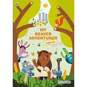 beaver-scouts-adventure-logbook