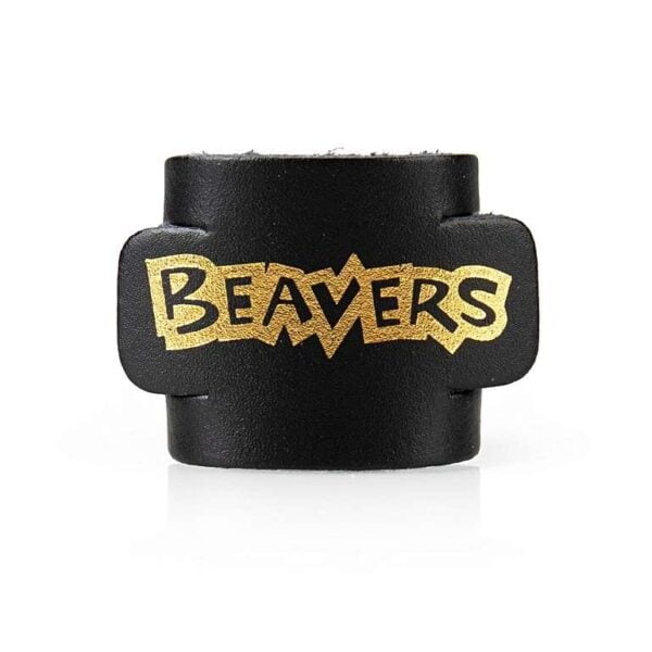 beaver-scouts-leather-woggle-black