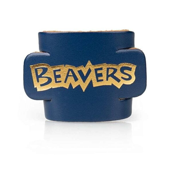 beaver-scouts-leather-woggle-blue