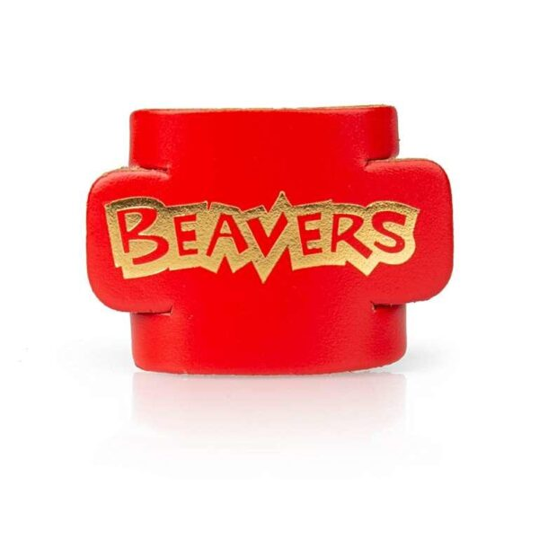beaver-scouts-leather-woggle-red