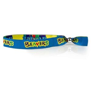 beavers-woven-wristband